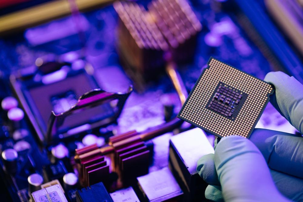 montage processeur graphique