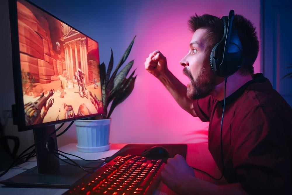 taille d'un écran gamer