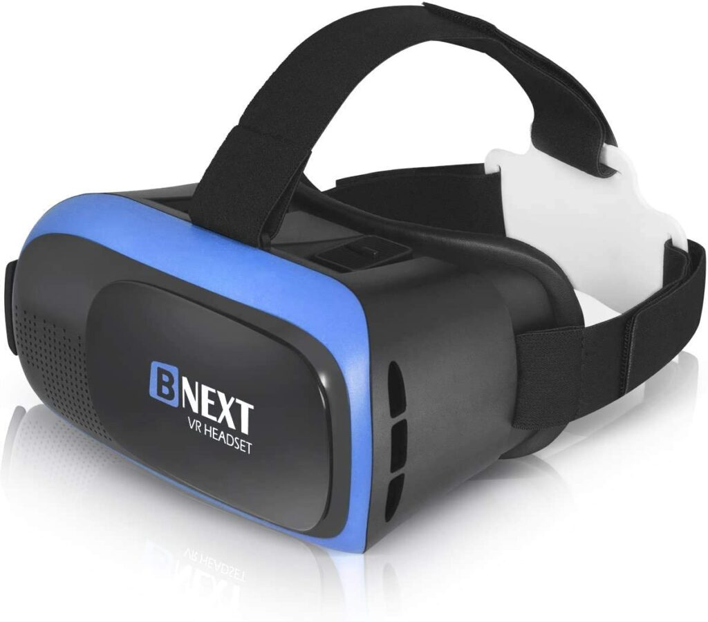 Casque realite virtuelle VR compatible