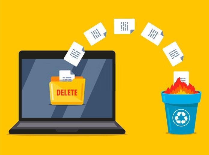 récupérer fichier effacé