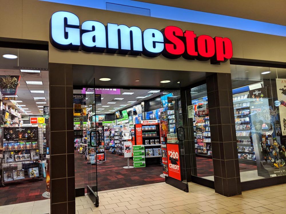 Magasin de ventes PS5