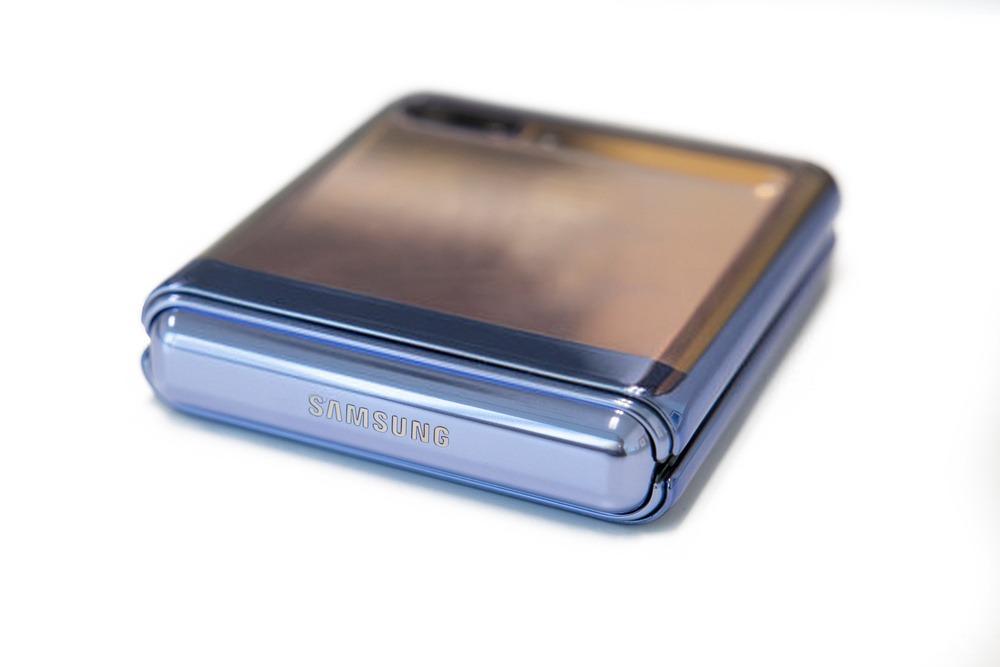 Galaxy Z Flip 3 Mémoire et communication