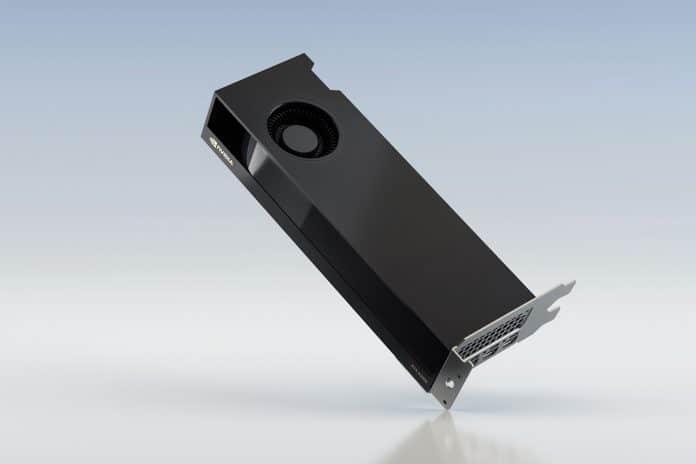 les caractéristiques du NVIDIA RTX A2000