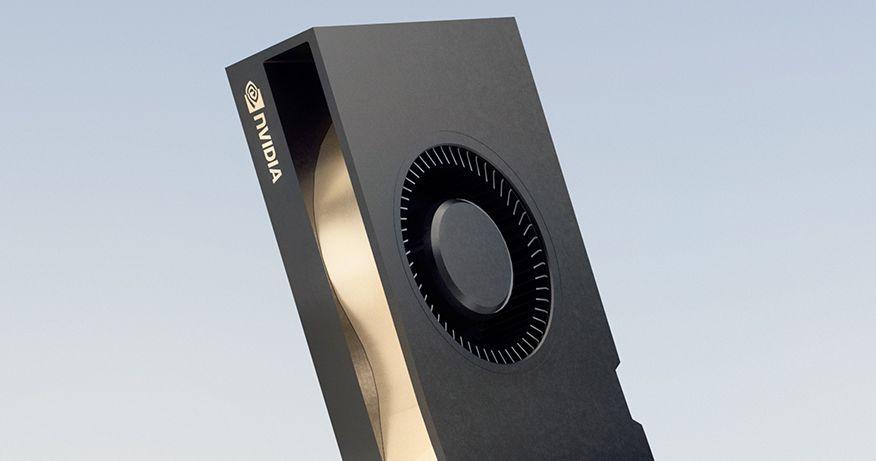 NVIDIA RTX A2000 pour les professionnels