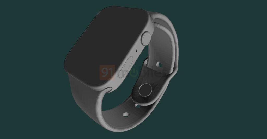 Apple Watch 7 design