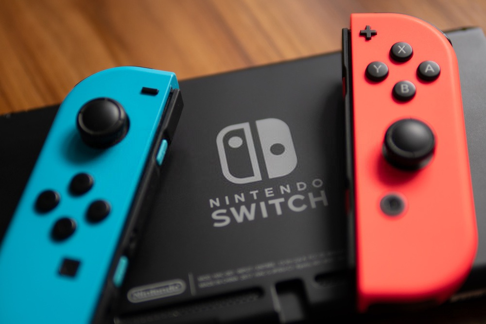 Nitendo Switch prix