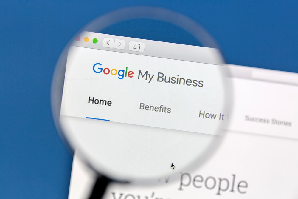 Google My business Placewithedits
