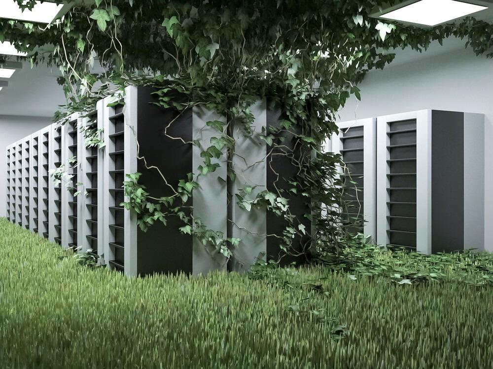 data center ecologique