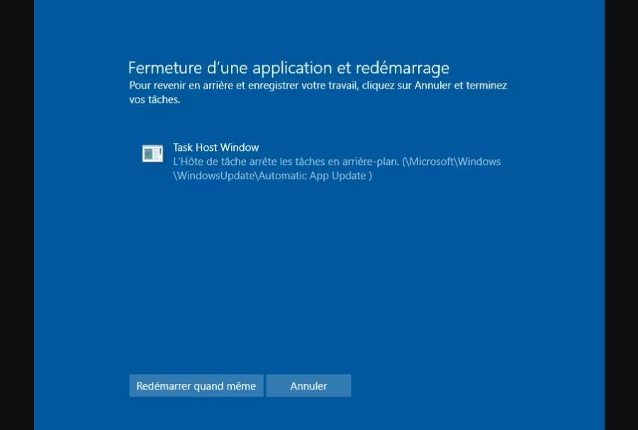 Task Host Windows : c'est quoi