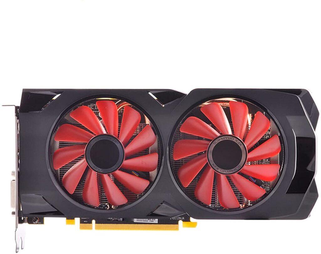 cartes graphiques en stock pour miner : AMD RX 570 4 Go
