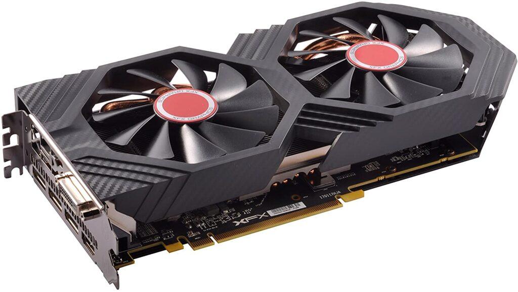 AMD RX 580 8 Go : cartes graphiques en stock pour miner